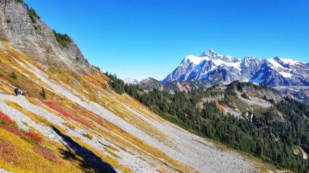 Hiking Trails near Seattle