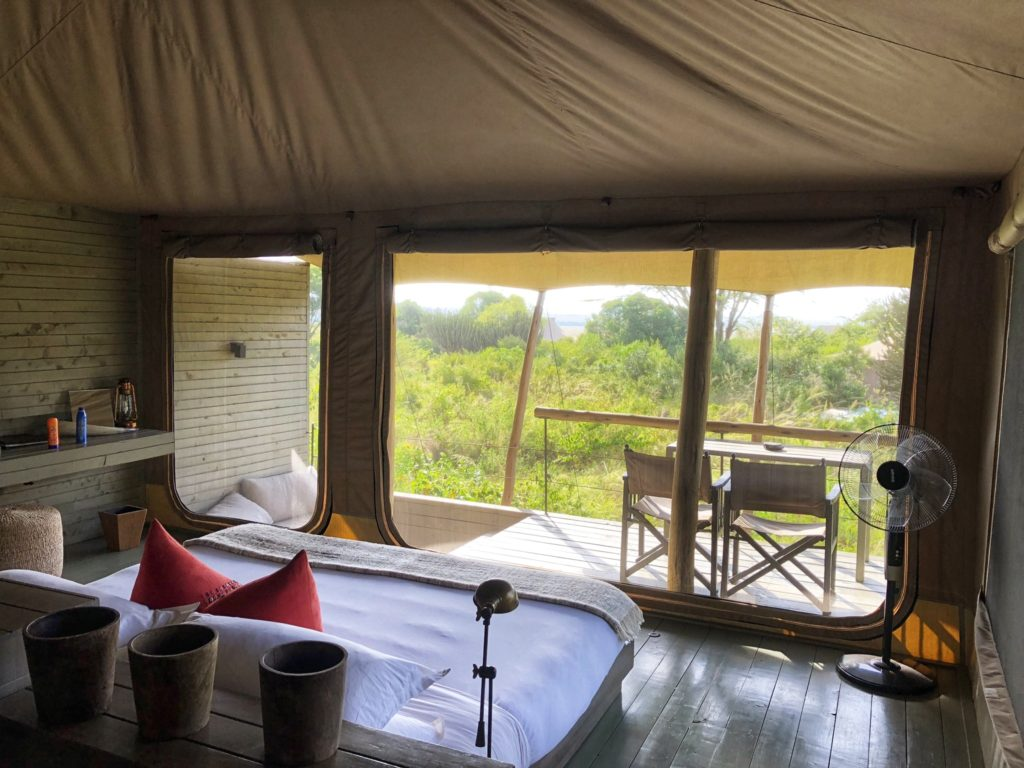 Where to stay on a safari in Kenya