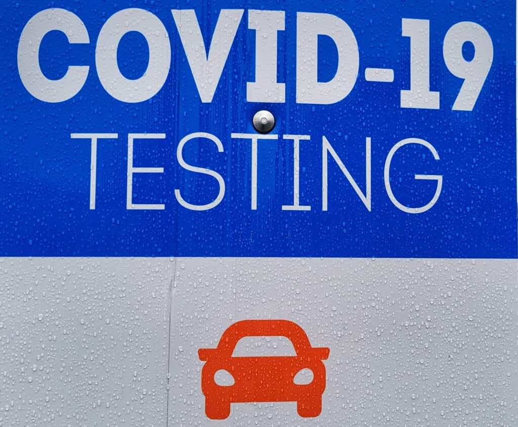 where to get a Covid test near Seattle